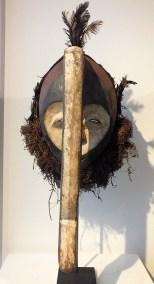 Superb Kwele Mask Gabon (1)