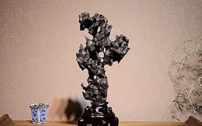 Fine Large Taihu Scholar's Rock