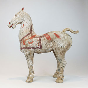 Rare Han Dynasty Horse