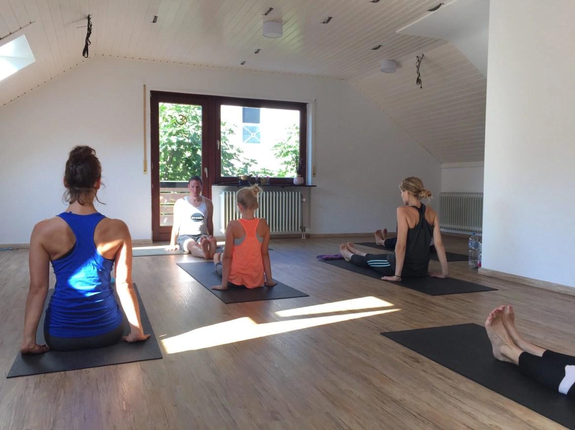 FLYoga, Vinyasa Yoga