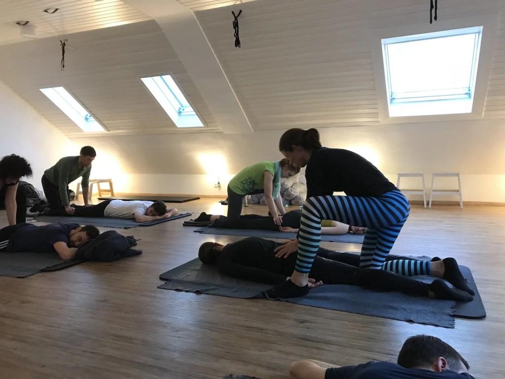 Thai Yoga Massage Heidelberg