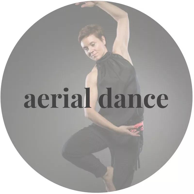 aerial dance yoga