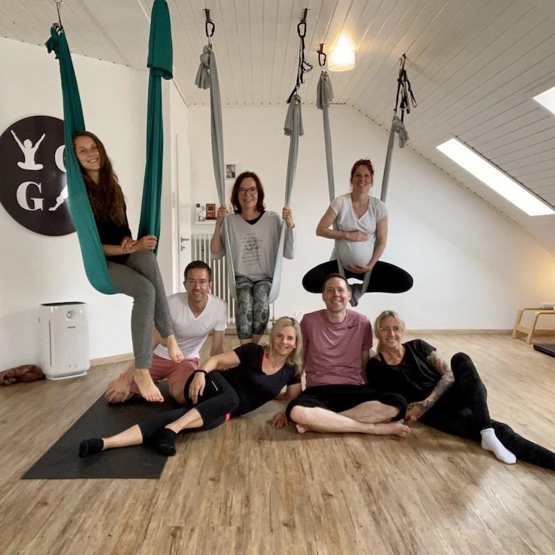 Aerial Yoga Teacher Training 2021