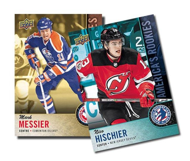 2018 Upper Deck National Hockey Card Day