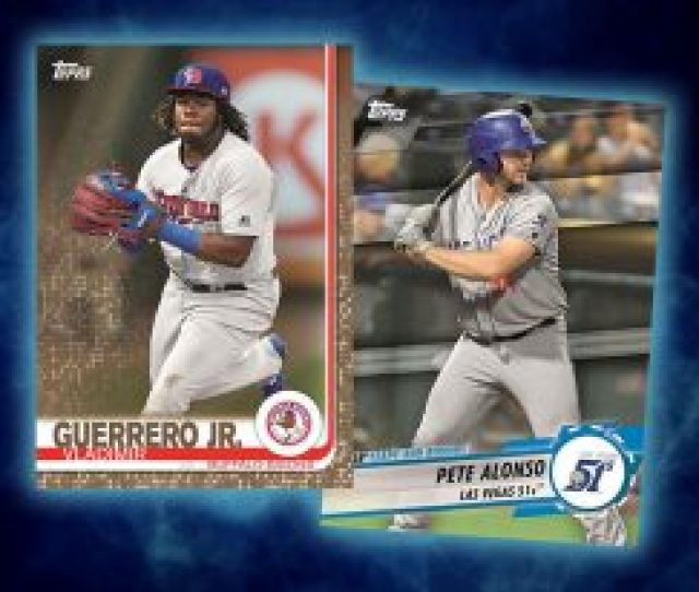 2019 Topps Pro Debut Baseball Hops Down To The Minors For A