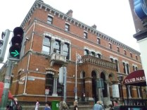 Alliance Francaise, where our wine reception was held.