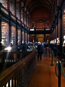 Opening Reception in the Long Room