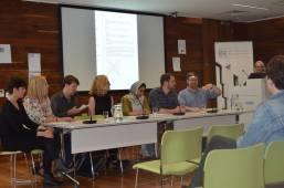 Beckett and the Visual Arts seminar presentation