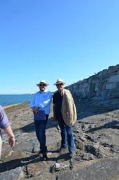 Feargal Whelan, Paul Stewart, Tour of the Beckett Country
