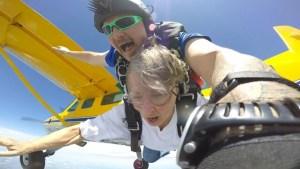 Susan's skydive 0084
