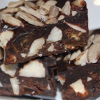 Carob Health Fudge