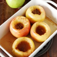 Baked Honey Apples