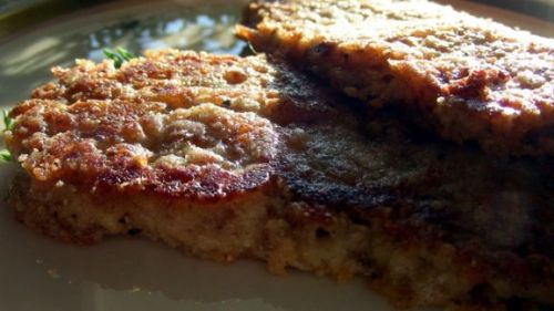 Old-Fashioned Scrapple