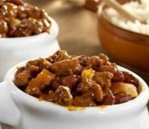 Campbell's® Healthy Request® Chili & Rice