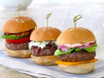 All-American BBQ Sliders