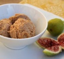 Fig-Honey Gelato