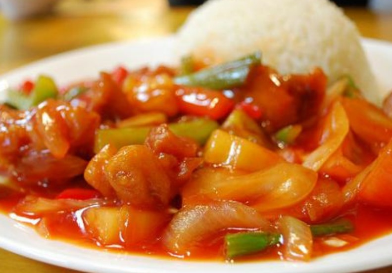 Dorothy's Sweet and Sour Chicken