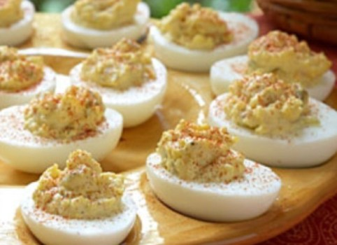 Mexican Deviled Eggs