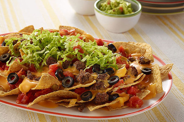 Ultimate Velveeta Nachos