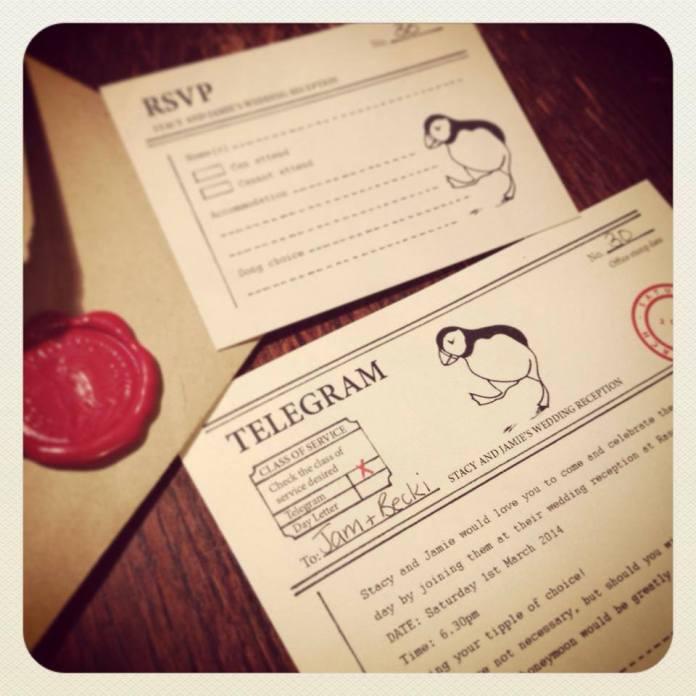 Puffin Telegram Invites