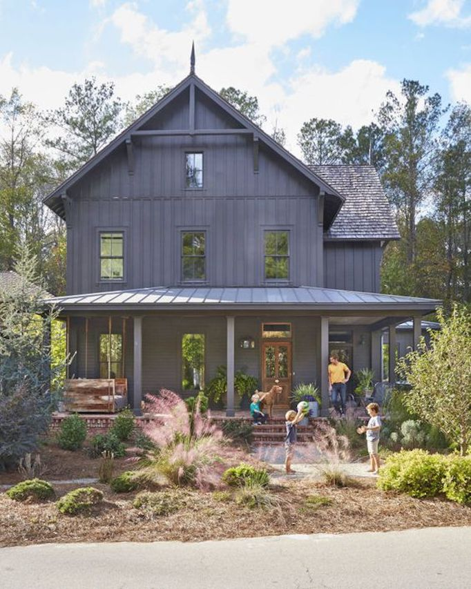 colors of the modern farmhouse paint guidebecki owens on industrial farmhouse paint colors id=96921