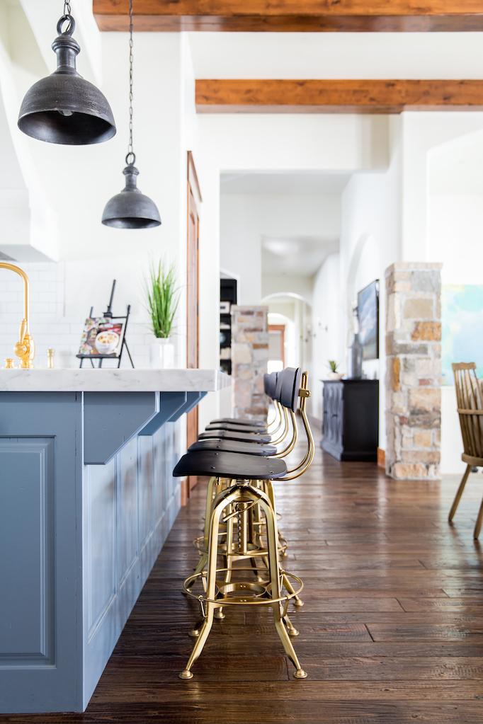 heber house kitchen project Becki Owens