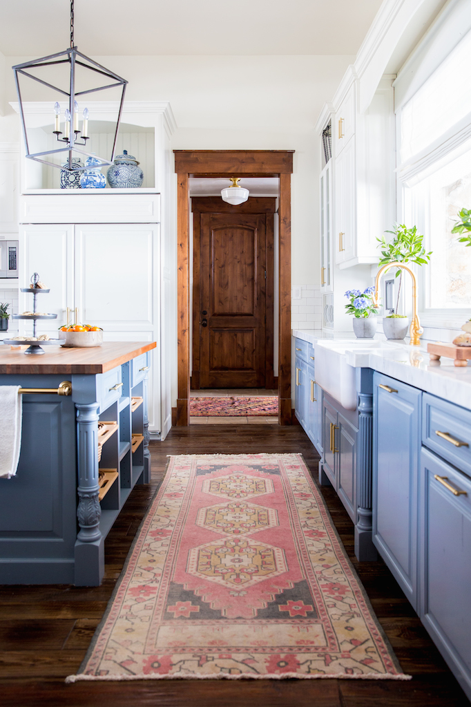 heber house kitchen project Becki Owens