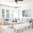 Las Palmas Project Family Room