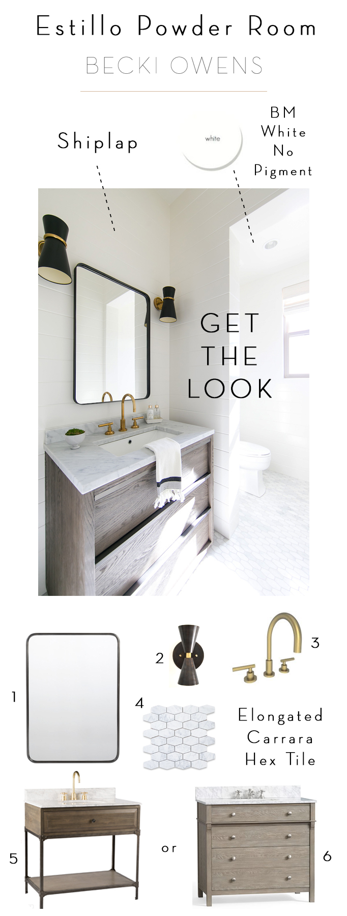 becki owens estillow powder room
