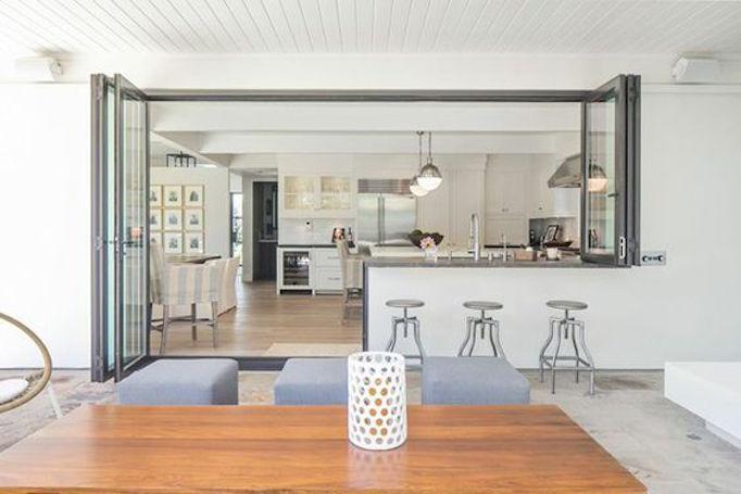 10 Dreamy Indoor/Outdoor Living SpacesBECKI OWENS on Doobz Outdoor Living id=77579