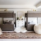 Heber Project: Modern Bunk Room