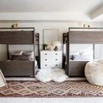 Heber Project: Modern Bunk Room
