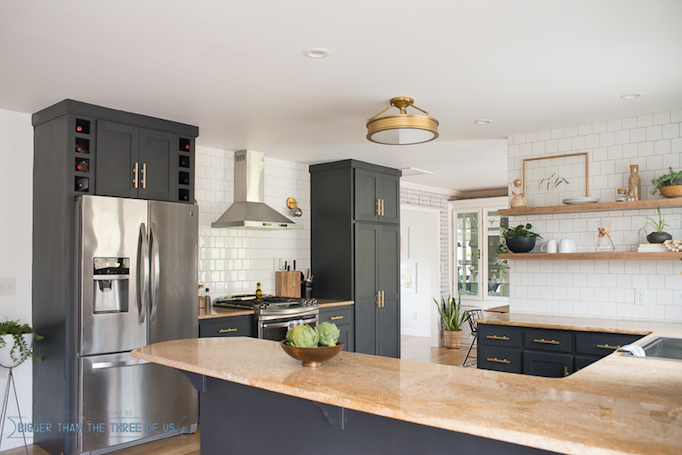Before After 7 Amazing Kitchen Transformationsbecki Owens
