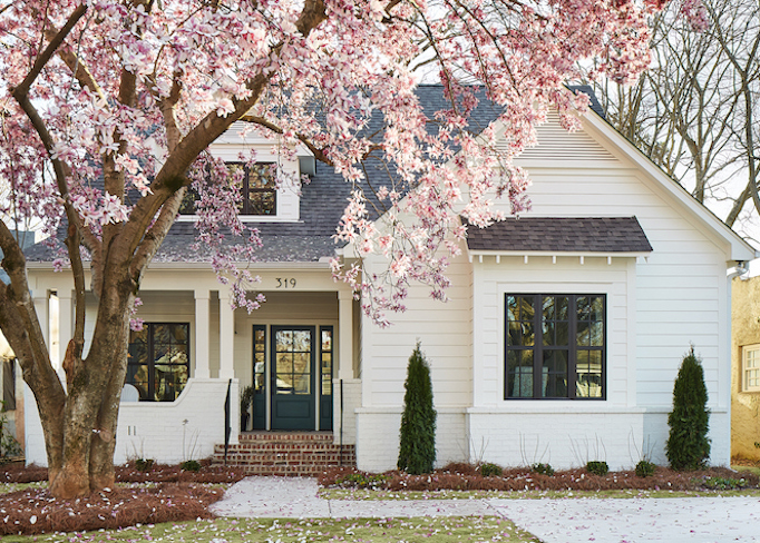Spring Curb Appeal: The Colors Of SpringBECKI OWENS