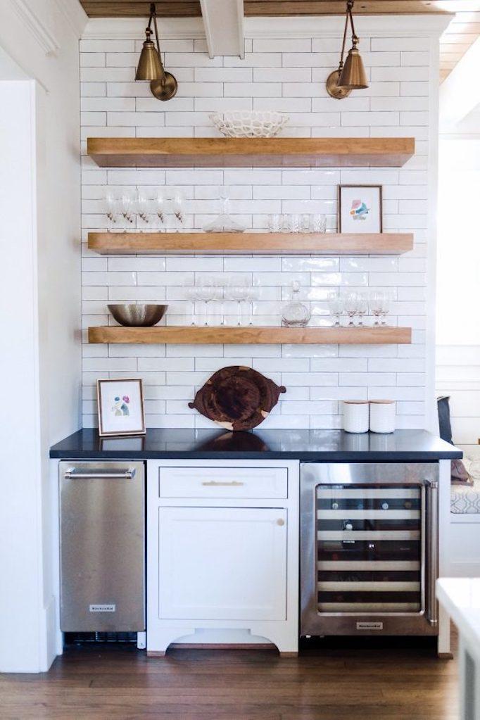 Dream Kitchen White Wood In Houstonbecki Owens