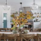 Falling for Kitchens