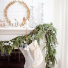 The Holiday Mantel 10 Ways