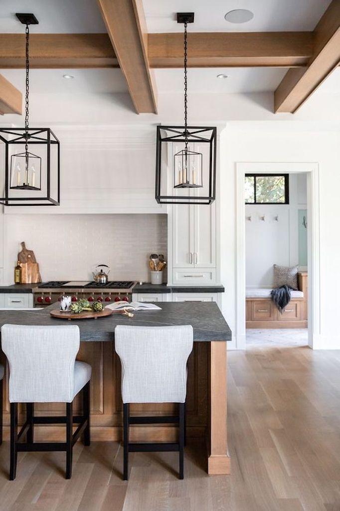 Design Trend 2019 Black Kitchen Countertops Becki Owens