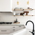Before + After: How To Make a Kitchen Feel Larger With Monogram