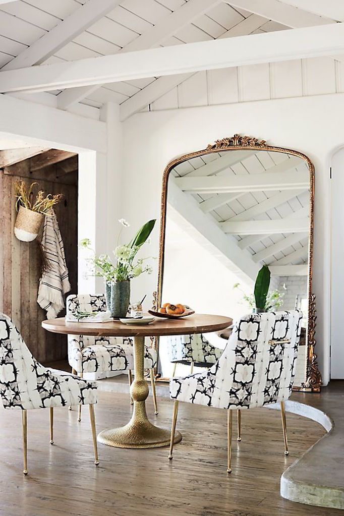 Terrific Design Trend The Modern Vintage Mixbecki Owens Theyellowbook Wood Chair Design Ideas Theyellowbookinfo