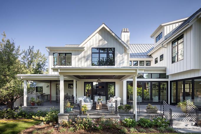 Dream Home A Napa Style Farmhouse In Denverbecki Owens