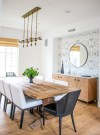Beautiful Dining Room Statement Pieces w/Arhaus
