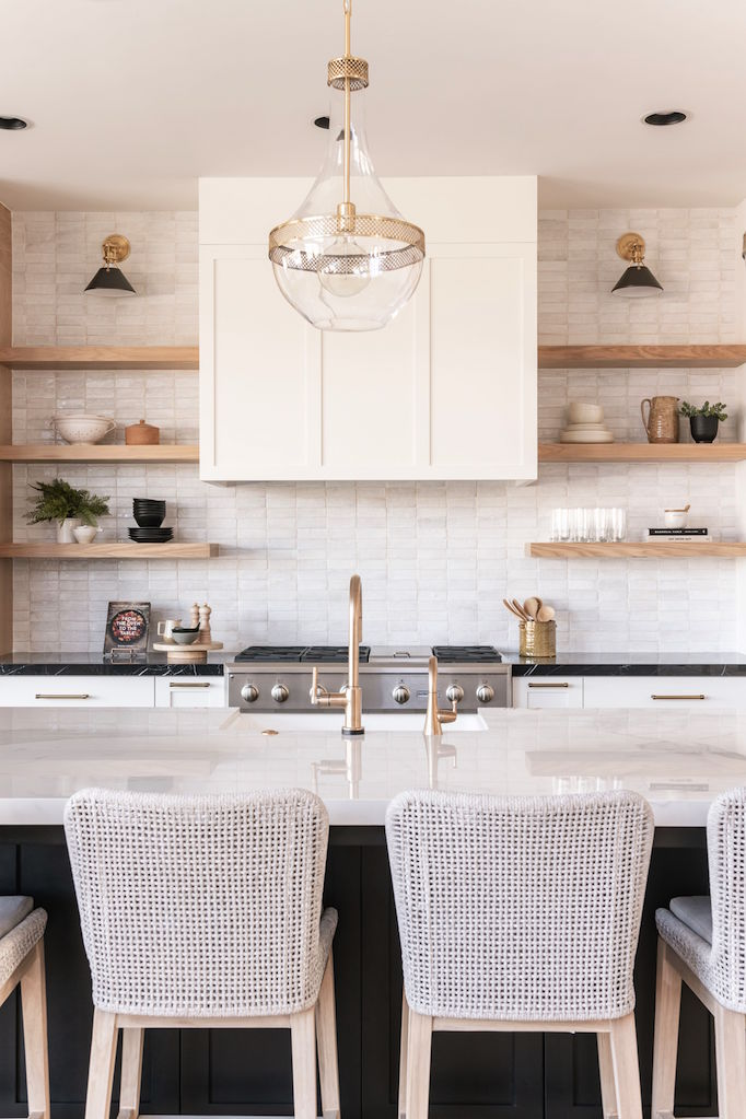 Project Reveal Family Ties Custom Build Kitchen Becki Owens