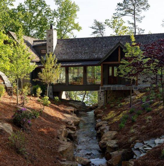 BECKI OWENS Modern Cabin