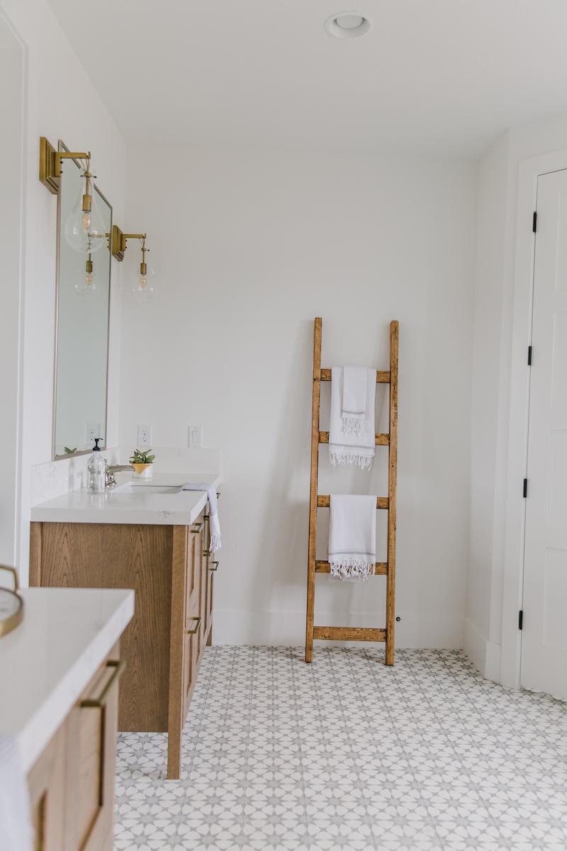 Becki Owens Villa Bonita Master Bath