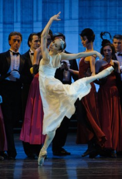 Diana Vishneva (Cinderella) © Mark Olich/Mariinsky