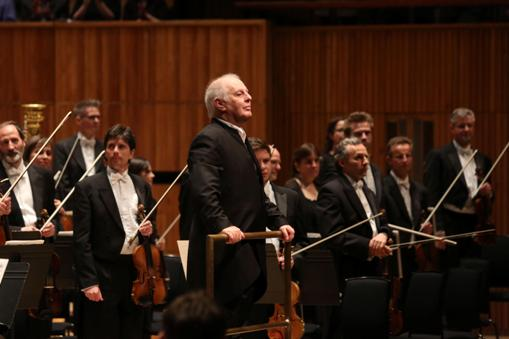 Daniel Barenboim and Staatskapelle Berlin © Belinda Lawley