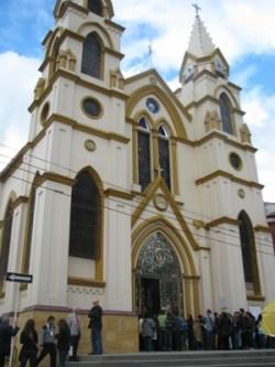 Iglesia de la Inmaculada Concepción de Suba © Mark Pullinger