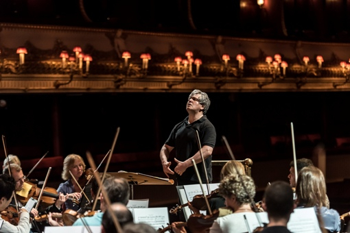 Sir Antonio Pappano and the ROH Orchestra © ROH | Clive Barda