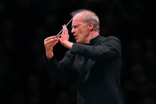 Gianandrea Noseda © Steve Sherman